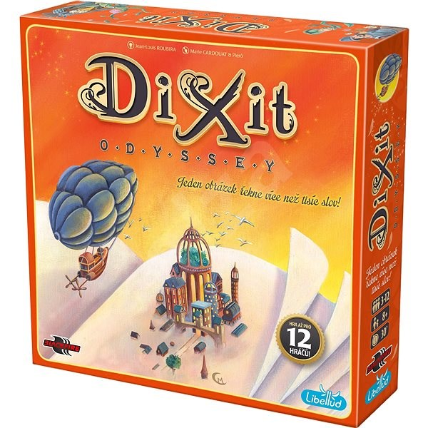 Dixit - Odyssey - Card Game