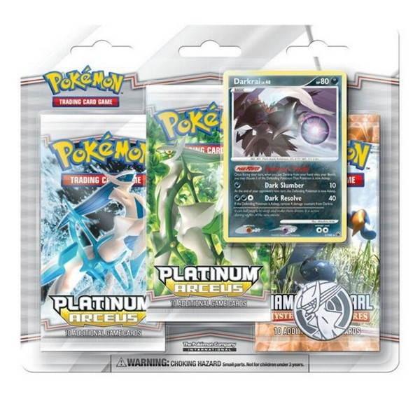 Pokémon Platinum Arceus - Karetní hra