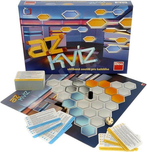 AZ Kvíz - Vědomostní hra