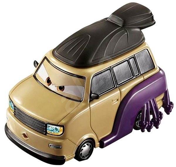 Cars 2 deluxe - Pinion Tanaka  -