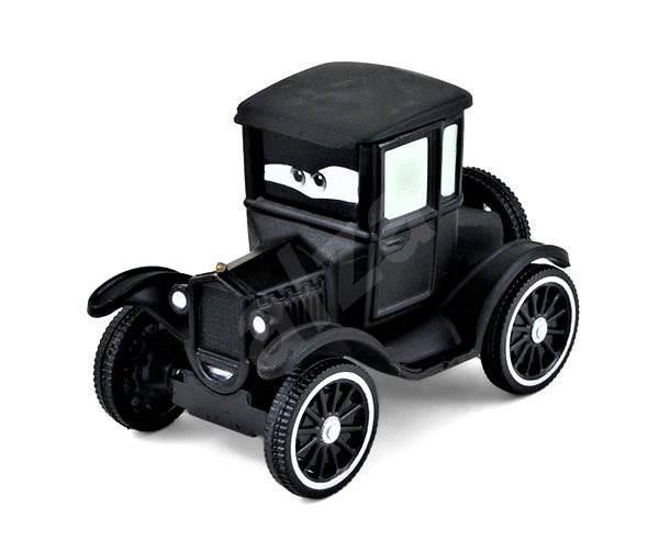 Mattel Cars 2 - Lizzie - Auto