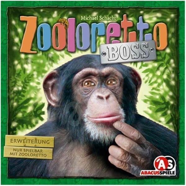 Zooloretto – Boss rozšíření - Rozšíření společenské hry