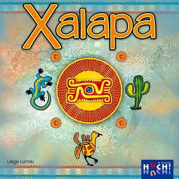 Xalapa - Společenská hra