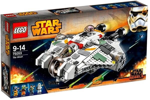 LEGO Star Wars 75053 Ghost - Stavebnice