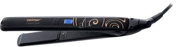 ZELMER HS 1250 - Žehlička na vlasy