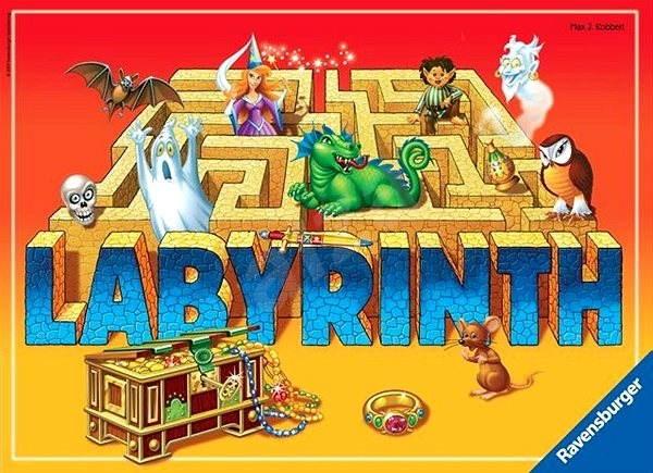 Ravensburger 264810 Labyrinth - Společenská hra