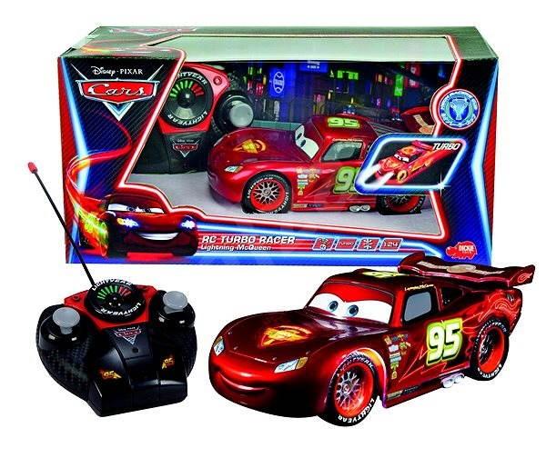 Cars Blesk McQueen Neon - RC model