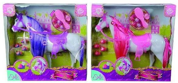Simba Kůň pro princeznu Steffi Love  (NOSNÁ POLOŽKA) - Panenka