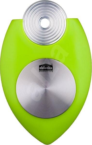 ZIELONKA neutralizér pachu s leštidlem do myčky zelený - Ocelový disk