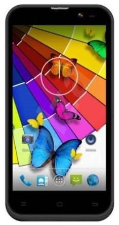 ZOPO ZP700 Black Dual SIM - Mobilní telefon