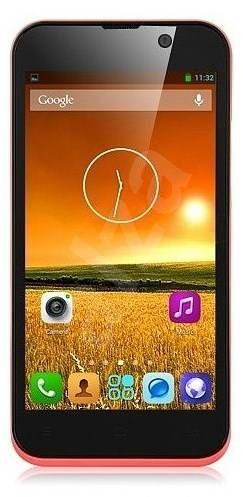 ZOPO ZP700 Red Pink Dual SIM - Mobilní telefon