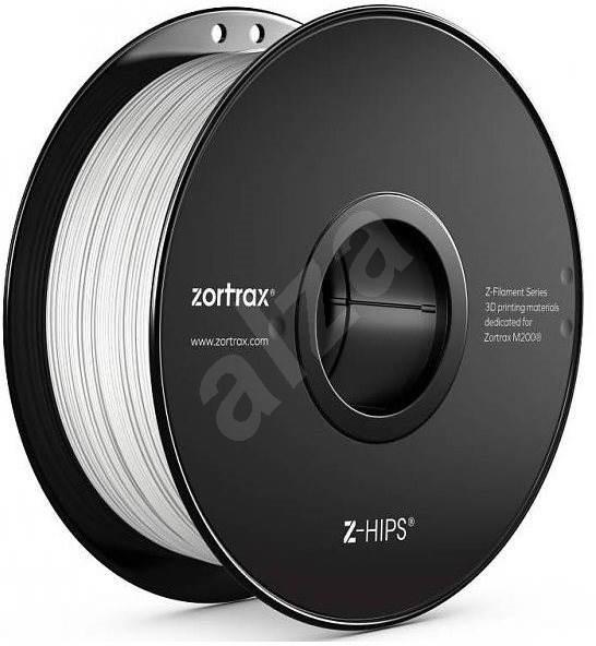 ZORTRAX Filament Z-HIPS 800g přírodní bílá - Filament