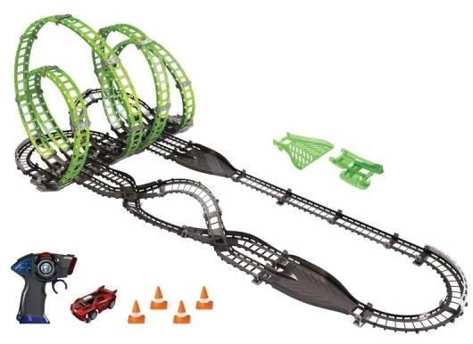 X-Trek Dráha - Loop - Autodráha