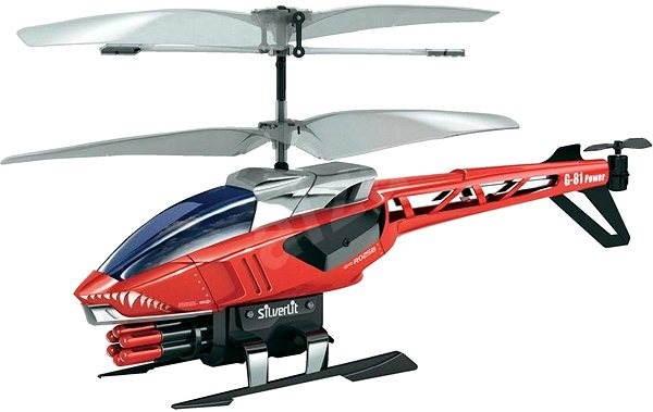 Vrtulník Heli Sniper střílí šipky - RC model