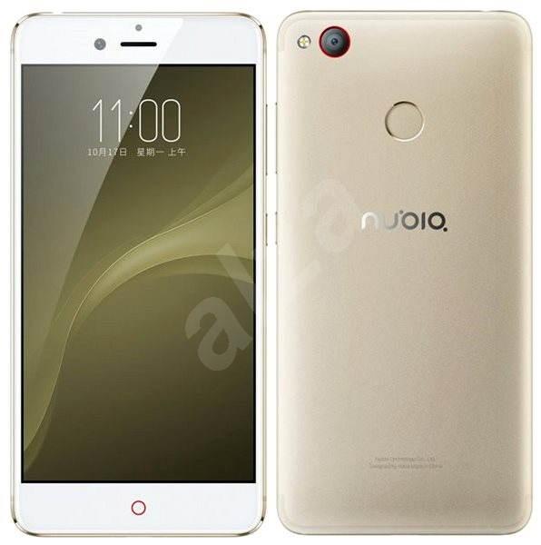 Nubia Z11 miniS Moon Gold - Mobilní telefon