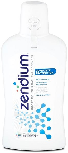 ZENDIUM Complete Protection 500 ml - Ústní voda