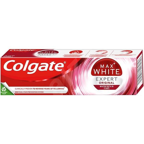 COLGATE Max White Expert White Cool Mint 75 ml - Zubní pasta