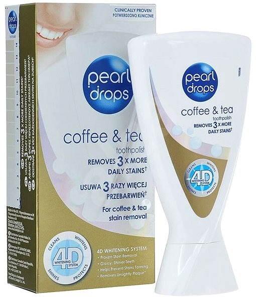 PEARL DROPS Tea & Coffee 50 ml - Zubní pasta