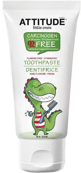 ATTITUDE Dětská pasta 75 g - Zubní pasta