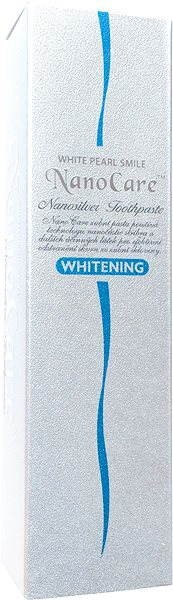 WHITE PEARL NanoCare Whitening 100 ml - Zubní pasta