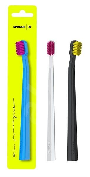 SPOKAR 3429 X Supersoft - Zubní kartáček