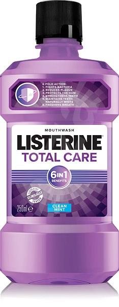 LISTERINE Total Care 6v1 250 ml - Ústní voda