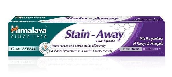 HIMALAYA Stain away 75 ml - Zubní pasta