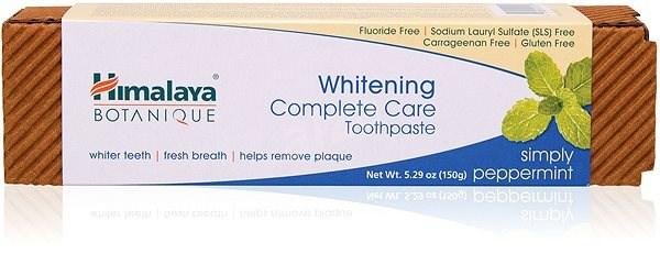 HIMALAYA Botanique bělící s mátou pro kompletní péči 150 g - Zubní pasta