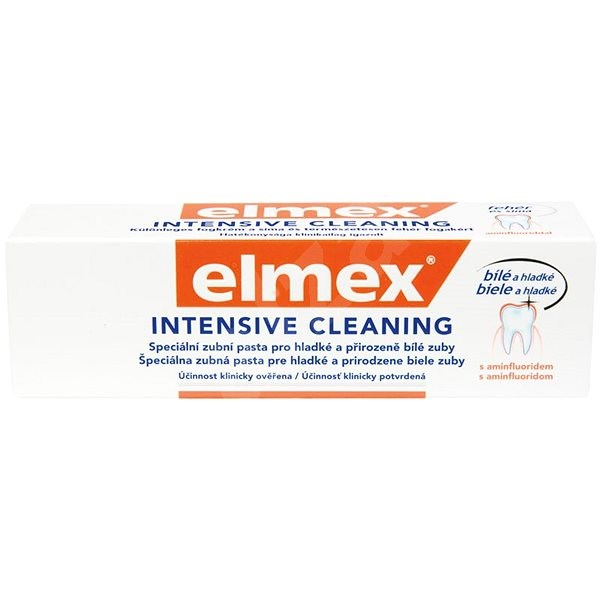 ELMEX Intensive Cleaning 50 ml - Zubní pasta