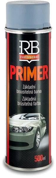 Rustbreaker Primer sprej - bílá 500 ml - Základová barva