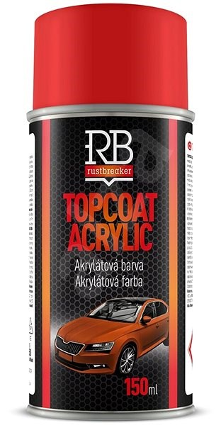 Rustbreaker - bílá matná 150 ml - Barva ve spreji