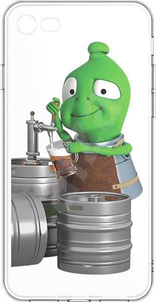 AlzaGuard - iPhone 7/8/SE 2020 - Na zdraví - Kryt na mobil