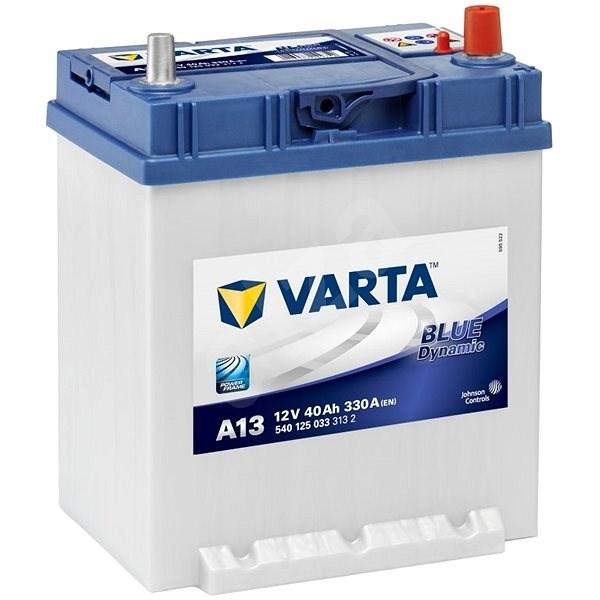 VARTA BLUE Dynamic 40Ah, 12V, A13 - Autobaterie