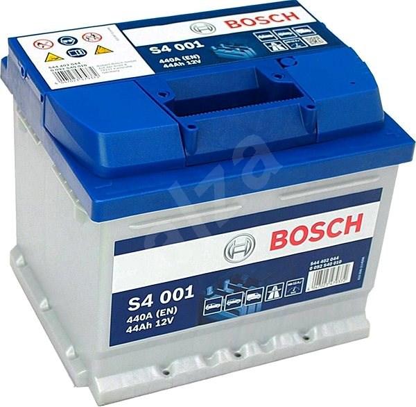 BOSCH S4 001, 44Ah, 12V (0 092 S40 010) - Car Battery