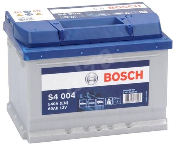 BOSCH S4 004, 60Ah, 12V (0 092 S40 040) - Car Battery