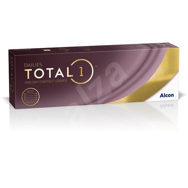 Dailies Total 1 (30 čoček ) dioptrie: -3.25 zakřivení: 8.5 - Kontaktní čočky