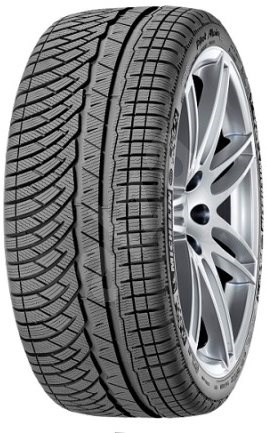 Michelin PILOT ALPIN PA4 GRNX 265/35 R19 98 W zimní - Zimní pneu