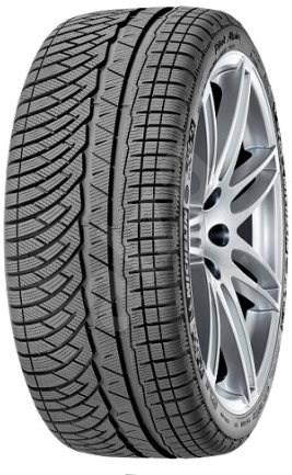 Michelin PILOT ALPIN PA4 GRNX 225/40 R19 93 W zimní - Zimní pneu