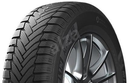 Michelin ALPIN 6 215/45 R17 91 V zimní - Zimní pneu