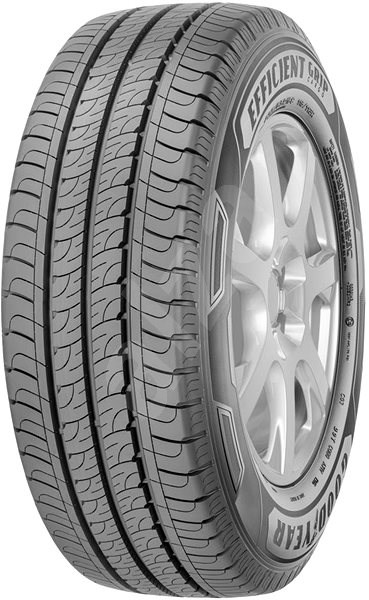 Goodyear EFFICIENTGRIP CARGO 195/80 R14 106 S - Letní pneu