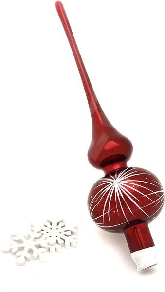 HAN Design Špice malovaná - Vánoční ozdoby