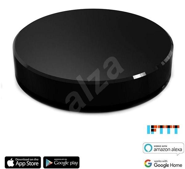 iQtech SmartLife IR01, Wi-Fi univerzální infračervený ovladač - Ovladač