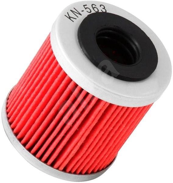 K&N Olejový filtr KN-563 - Olejový filtr