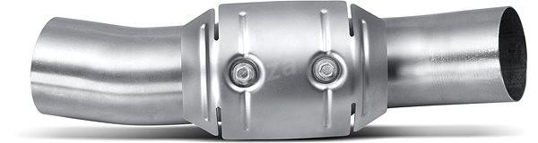 Akrapovič propojovací trubka pro Ducati Monster 1200/S, Monster 821 (14-16) - Trubka výfuku