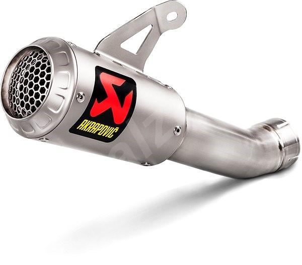 Akrapovič koncovka výfuku Titanium pro Honda CBR 1000 RR/ABS/SP/SP2 2017 - Koncovka výfuku