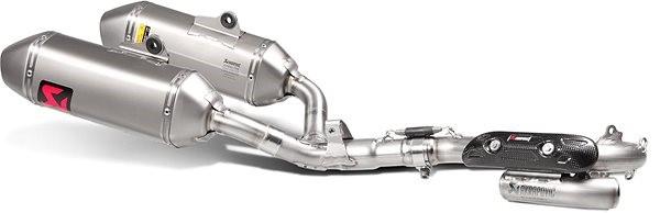 Akrapovič výfukový systém Titanium pro Honda CRF 250 R (16-17) - Výfukový systém