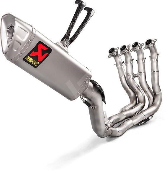 Akrapovič výfukový systém Titanium pro Honda CBR 1000 RR/ABS/SP/SP2 2017 - Výfukový systém