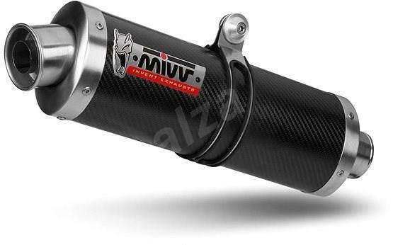 Mivv Oval Carbon pro Honda Hornet 900 (2002 > 2006) - Koncovka výfuku