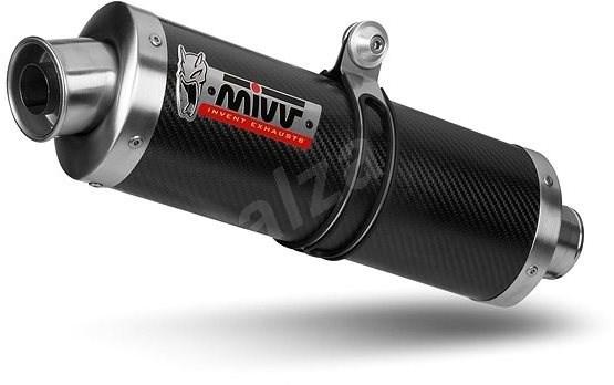 Mivv Oval Carbon pro Kawasaki ZX-10 R (2004 > 2005) - Koncovka výfuku
