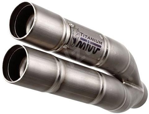 Mivv Double Gun pro Kawasaki Z 1000 (2007 > 2009) - Koncovka výfuku